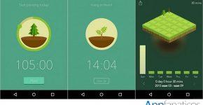 Forest app productividad