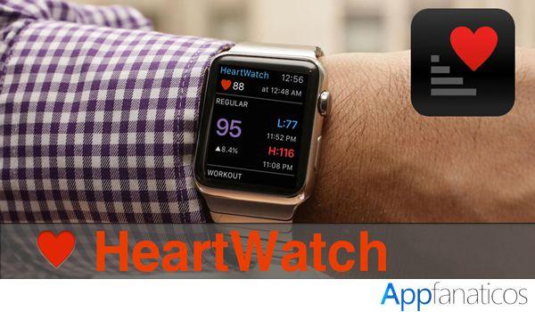 HeartWatch app