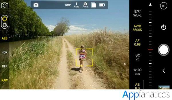 ProCAM5 app