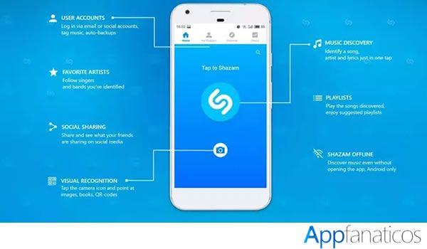 app Shazam