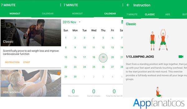 app 7 minute