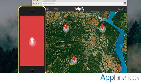 Alpify app