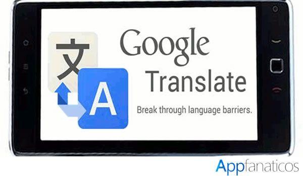 app Google Traductor