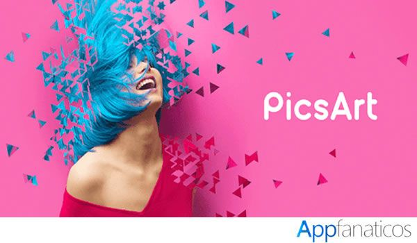 Picsart aplicacion