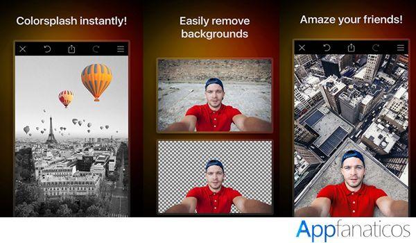 Pixomatic app