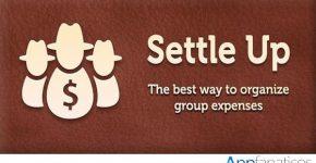 Settle Up app finanzas personales