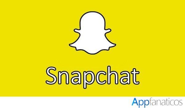 Snapchat aplicacion