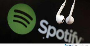 Spotify app de musica