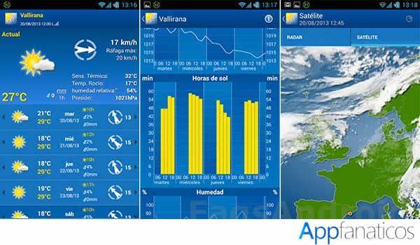 App TiempoenVivo