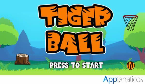Tigerball juego