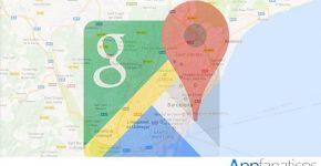 google maps aplicacion