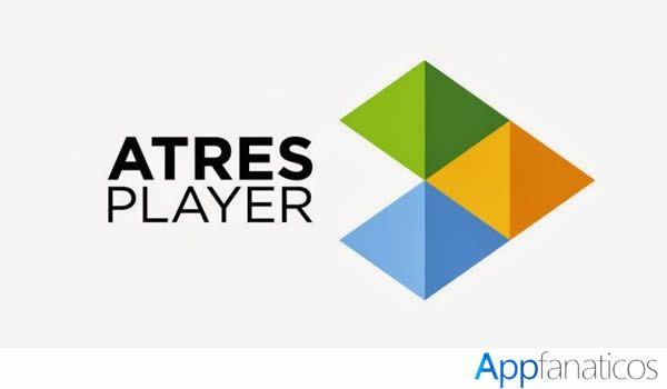 AtresPlayer aplicacion