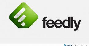 aplicación Feedly