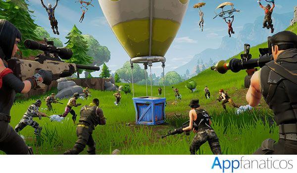 juego Fortnite