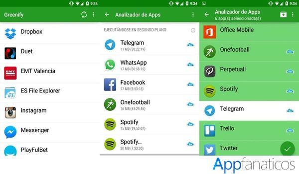 app Greenify