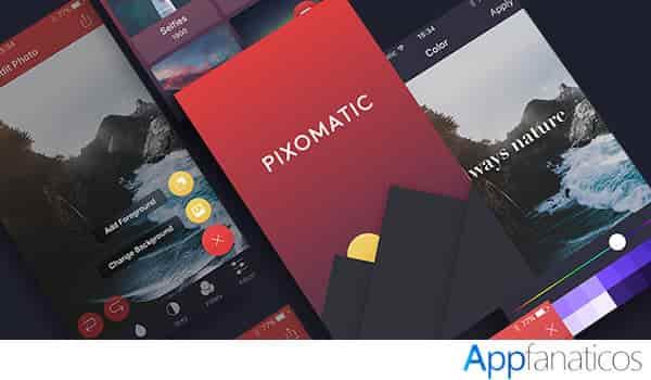 aplicacion Pixomatic