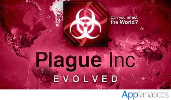 juego app Plague Inc