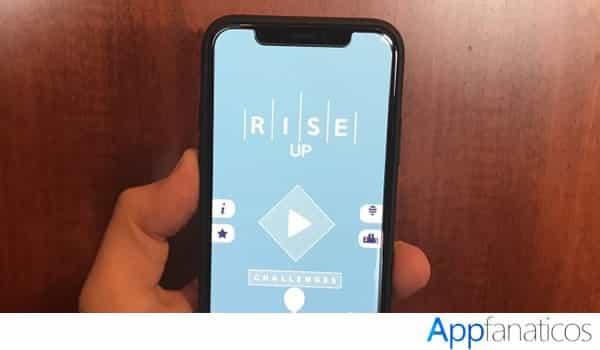 aplicacion Rise Up
