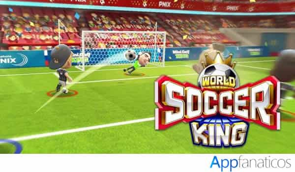 juego app World Soccer King