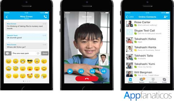 aplicacion skype gratis