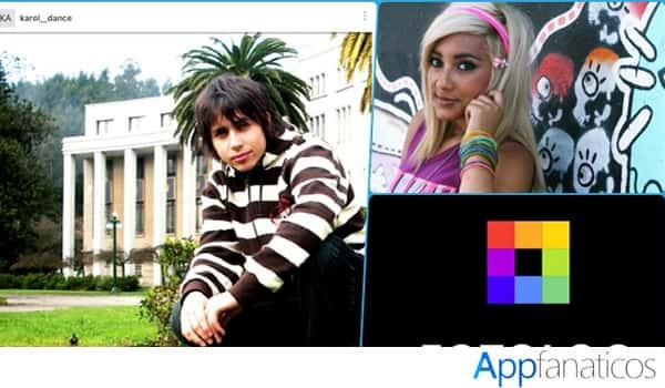 Fotolog app para fotos