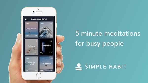 Simple Habit app de productivida y salud