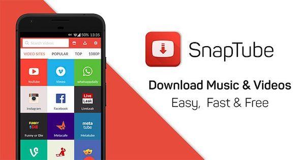 app Snaptube Video