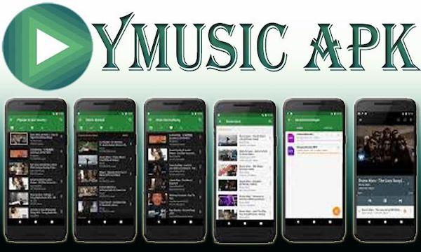 YMusic aplicaciones