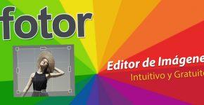 aplicacion de fotos Fotor